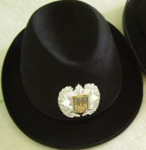 Капелюшок Поліції жіноча