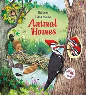 Look inside Animal Homes, фото 2