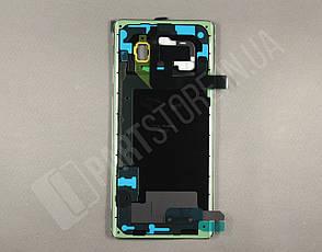 Cервисная оригинальная задняя Крышка Samsung N950 Black note 8 (GH82-15015A), фото 2