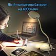 Настольная лампа Lumiflex-2 White, фото 4