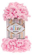 Пряжа для пледов Alize puffy (ализе пуффи) цвета в наличии