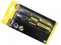 Маркер FatMax® с заостренным наконечником черный, стойкие чернила - 2 шт. на блистер