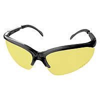 Очки защитные SG желтые