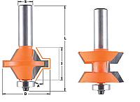 Набор фрез шип-паз для мебельной обвязки CMT 40х25,4х30°мм хв.12мм (арт. 955.510.11)