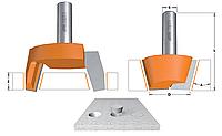 Ремонтный набор для исскуственного камня CMT 33,5х20х15° мм хв.12мм (арт .981.541.11)