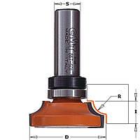 Фреза мультипрофильная для карнизов CMT 9,5х38х14,5х59 мм хв.8мм (арт.956.103.11B , фото 1