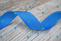 Лента ременная/20мм/голубая/арт. 6803, фото 1