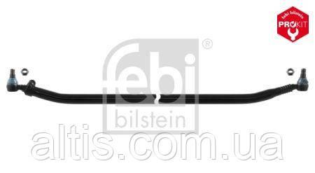 Поперечная рулевая тяга MAN TGA, L=1679 mm FEBI