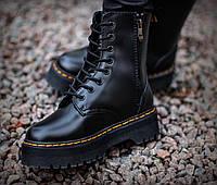 Женские Зимние ботинки Dr. Martens Jadone Зима (Мех)