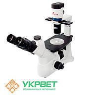 Микроскоп тринокулярный инвертированный XD-30T (4х,10х,40х,60х)