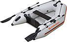 Надувная лодка Kolibri KM-200-SKO слань-коврик, фото 4