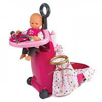Игровой центр по уходу за куклой Baby Nurse Smoby 220316