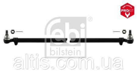 Поперечная рулевая тяга VOLVO, L=1669 mm FEBI