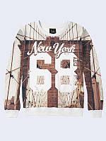 Свитшот женский New York 68