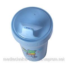 Детская чашка с крышкой 250 мл, КиевГума
