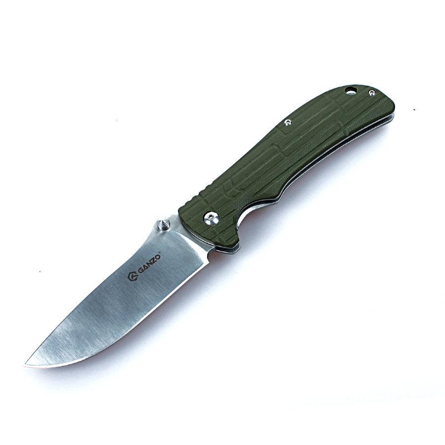 Нож складной Ganzo G723 зеленый