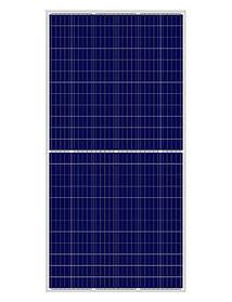 Солнечная батарея (панель) DAH Solar Half Cell Poly, 365 Вт