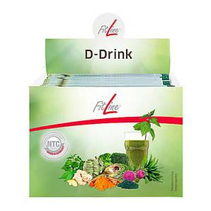 Детоксикация организма D-Drink 14 саше по 7г