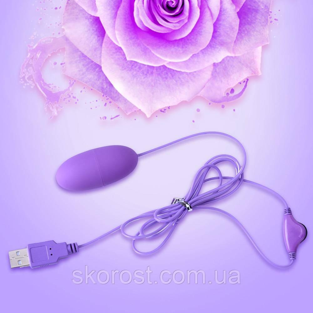 Виброяйцо с USB-питанием