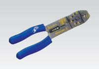 Инструмент для опрессовки неизолированных наконечников 0,25 - 6,0 (режет провод 0.25-6)