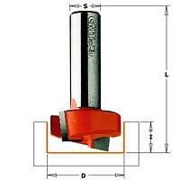 Фреза для выборки паза под петли CMT 12,7х19мм хв.12мм (арт. 901.627.11)