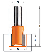 Фреза для выборки паза под петли CMT 24х11мм хв.38мм (арт. 902.240.11) , фото 1