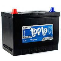 Аккумулятор автомобильный 6СТ-75АЗ. 740A. TOPLA Japan Euro