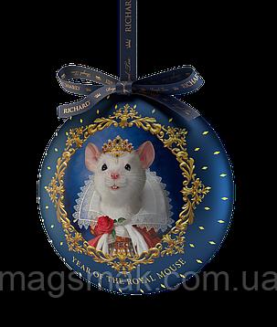 """Чай Richard """"Year of the royal mouse"""" елочная игрушка, ж/б, листовой, 20 г, фото 2"""