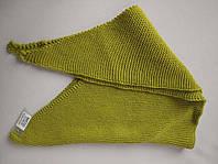 Вязанные косынки теплые и удобные, фото 1