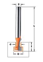 Фреза для изготовления Т-образных пазов CMT 9,5х4,8х11мм хв.8мм (арт. 950.001.11)