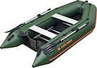 Надувная лодка Kolibri KM-330D фанерный пайол, фото 3