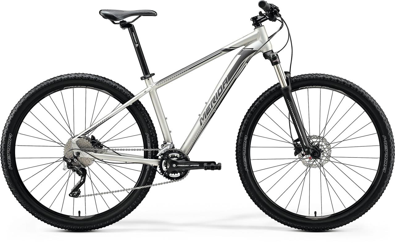 Велосипед гірський MERIDA BIG.NINE 80
