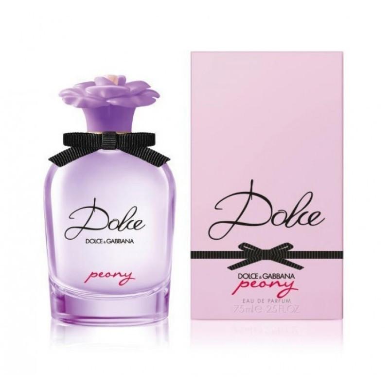 Женская парфюмированная вода Dolce&Gabbana Peony
