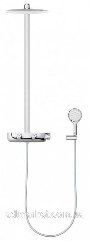 Душевая система с термостатом Grohe Rainshower System SmartControl 360 MONO 26361000