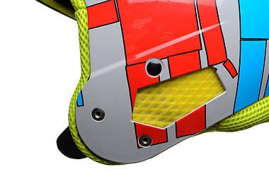 Шолом гірськолижний Shred Brain Bucket XS/S Robot, фото 2
