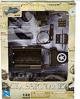 Сборная модель Classik Tank 61545 боевая машина пехоты M3A2, масштаб 1:32