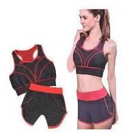 Костюм для йоги, фитнеса и бега Yoga Wear Suit Slimming Y-13