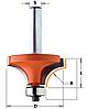 Фреза кромочная калёвочная (радиусная) CMT 76,2х38,1х28,6мм хв.12мм (арт .938.993.11)
