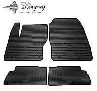 Автомобильные коврики на Ford Focus C-Max 2011- Stingray модельные комплект черный