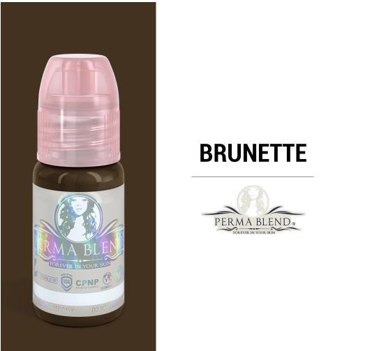 Пигмент для татуажа Perma Blend Brunette 15 мл (1/2 Oz)