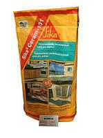 Sika Ceram-101 (Сика Церам) высококачественный клей для плитки 25kg