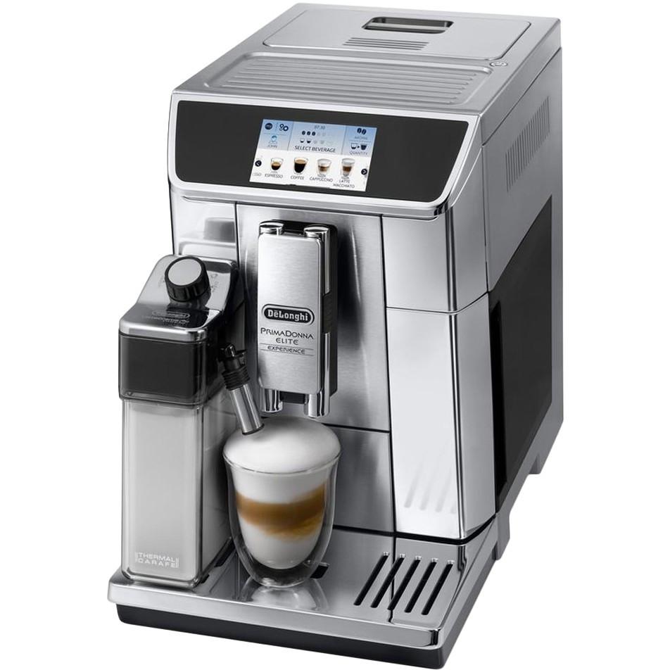 Кофемашина De'Longhi PrimaDonna Elite Experience ECAM 650.85.MS