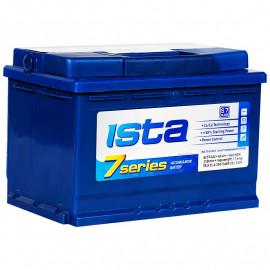 Аккумулятор автомобильный 6СТ-80Ач. 760A. ISTA 7 Series