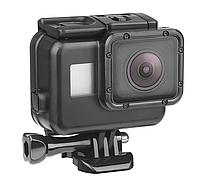 Подводный защитный бокс N-BX05 для экшн-камер GoPro Hero 5 / Hero 6 / Hero 7