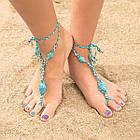 Набор для изготовления браслетов и татуировок для ног Ocean. Wooky 00341, фото 4