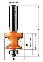 Фреза кромочная полустержневая СМТ 4,75х25,4х9,68х18,6 мм хв.12мм (арт.961.548.11) , фото 1