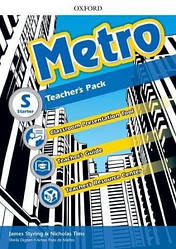 Metro Starter Teacher's Book