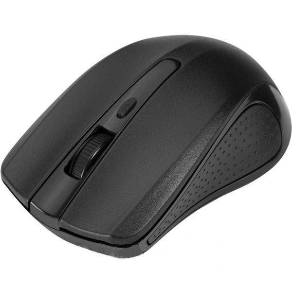 Мышка беспроводная оптическая G-211, черная