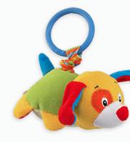 Плюшевая игрушка Baby Mix TE-8203G-13D Песик