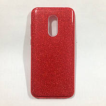 Чехол для Xiaomi Redmi 5 Plus Red Rose Dream